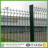 Покрынный PVC ограждать сетки сварки металла евро декоративный отжатый v