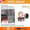 Uitstekende teen-Nat makende Draad er70s-6 van het Lassen van mig van Co2 van de Fabriek van China