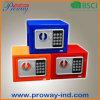 Mini caixa de segurança eletrônica segura para casa