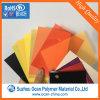 Rolos de folha de PVC plástica rígida e rígida colorida para estacionário