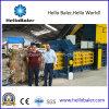 Hydraulische Bürge-Maschine für Pappe, Altpapier, Ballenpresse