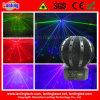 마술 Laser 공 디스코 빛을 회전시키는 고성능 광속 폭풍우
