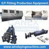 Canex Electrofusion PE sur le fil machine de ponte pour la production de raccords Electrofusion. Le fil machine de ponte Electrofusion Pad
