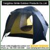 Tenda di campeggio impermeabile esterna di doppio disegno alta