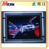 Pubblicità di cristallo a LED con il bullone di fissaggio (CSH01-A3L-01)