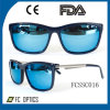 Óculos de sol Handmade italianos de óculos de sol do acetato do projeto