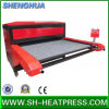 Il calore gemellare automatico della stazione stampa la grande macchina Cy-001b di scambio di calore di sublimazione