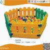 Для использования внутри помещений пластиковый шарик бассейн малышу играть ограждения