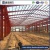 Almacén pre dirigido del taller de la construcción de la estructura de acero con la certificación de la ISO