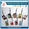 Tag Epoxy personalizado/cartão de RFID com a microplaqueta de 125kHz Em4100