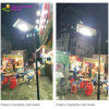 8W Lihium Battery, CC Solar LED Lamp, giardino LED Lighting di Solar