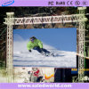 P6 스키 경주를 위한 옥외 임대 Fullcolor 발광 다이오드 표시 위원회