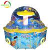 Vendite elettroniche della macchina del gioco di intrattenimento della sfera dell'acqua della cattura della gru della branca
