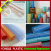 ISO 9001 PVC螺線形の吸引のホース