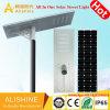 100W LED integriertes Solarstraßenlaternemit Batterie des Lithium-LiFePO4