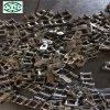 Las cadenas de la conducción de la cadena de hileras laterales de acero inoxidable SS40sb ss43sb ss50sb ss60sb ss63sb ss80SB
