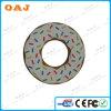 Etiqueta modificada para requisitos particulares de la etiqueta engomada del PVC de la etiqueta engomada de la impresión para el alimento