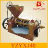 Máquina Yzyx140-8 de la prensa de petróleo de cacahuete