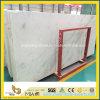 Castro en marbre blanc de matériaux de construction pour la construction étage / Décoration Murale