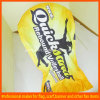 Ninguna toalla de playa impresa promoción publicitaria de encargo de MOQ Microfiber
