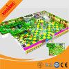 Cours de jeu d'intérieur de service récréationnel de parc d'attractions d'enfants