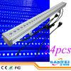 Lumière extérieure de la puissance élevée 24PCS 3W LED Wallwasher