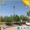 3-5 ans de garantie de réverbère 30W-120W solaire certifié par OIN