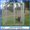 Netwerk van de draad het Gegalvaniseerde of van de Deklaag van het Poeder de Looppas van de Kennel van de Hond