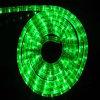 Lumière led verte de corde d'intense luminosité avec du CE RoHS