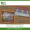 Strato rivestito di pietra del tetto del metallo (tipo di legno)