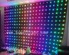Cortina de la visión del contexto LED del disco con 5050 SMD