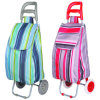 Promotional (SP-543)のための環境に優しいVegetable Shopping Trolley Bag