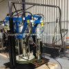 絶縁ガラスのための2つのコンポーネントの密封剤機械