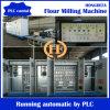 Fresadora de farinha de milho 250t Linha completa e automática com sistema de controle PLC