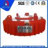 ISO одобрил тип электрический магнитный сепаратор ширины пояса 600mm сухой для материалов штуфа/утюга олова