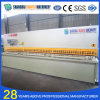 Машина стального листа CNC QC12y гидровлическая режа