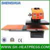 Venta caliente precios baratos de transferencia de calor neumática máquina de impresión