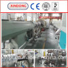 HDPEの合成の配水管の生産ライン