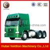 Shacman 6*4 420HP погрузчика на тракторе