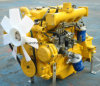 motor diesel Turbocharged de 60kw 70kw para la locomotora diesel