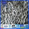 Cavi Chain dell'acciaio legato per la catena d'ancoraggio di Studless della nave