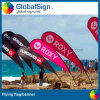 Atacado Custom Flying Flags, Teardrop Flags, Beach Flags