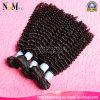 Atacado Mulheres Remi Extensão de Cabelo Humano Deep Wave Natural Indian Hair