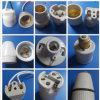 E27 B22 portalámparas de porcelana (L-067)