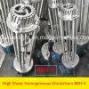 Aço inoxidável cisalhamento elevado emulsificação amassadeira (série BRH)