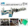 Ligne professionnelle de production d'extrusion de feuilles de plastique PP PE PS PVC
