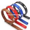 Collares de perro genuinos de la correa de cuero de los productos del animal doméstico