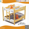 Kindergarten camas dobles de madera