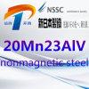20mn23alv Nonmagnetic 강철 (변압기 스페셜)
