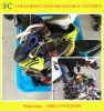 Zapatos usados deporte grande del hombre de la talla para el mercado de África (FCD-005)